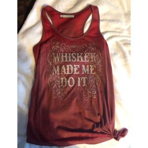 Maurices graphic tank